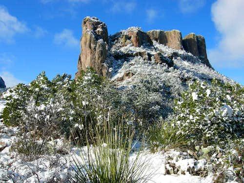 Casa Grande from the Ridge