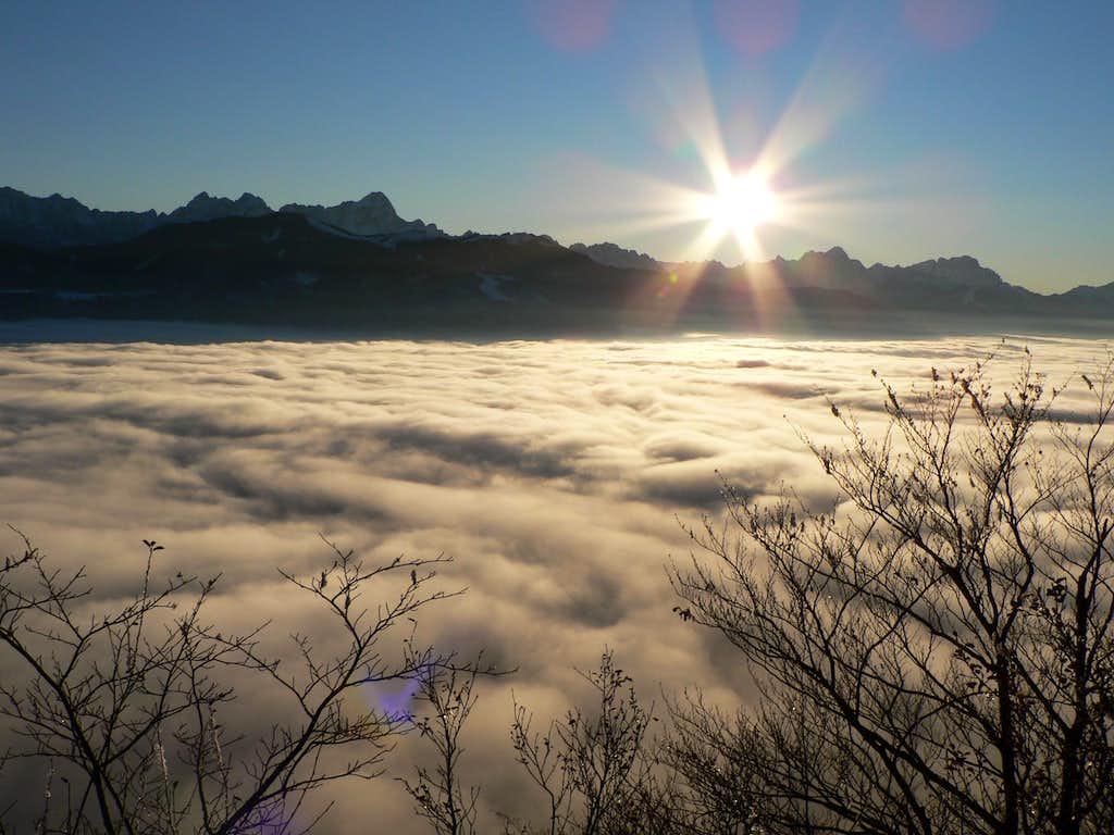 Julian Alps from Dobratsch (1)