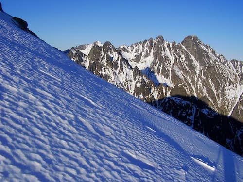 Amazing winter Tatras classics