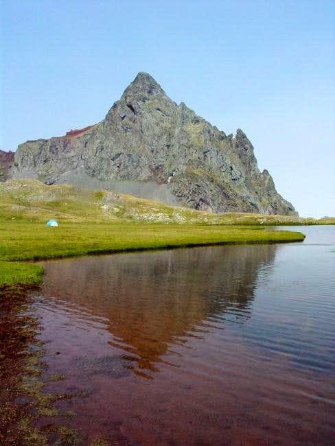 The Peak of Anayet (2545m)...