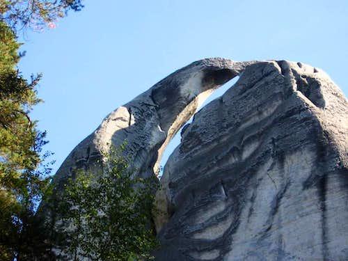 Czech sandstones: Krizovy Vrch, Adrspassko-Teplické Skaly