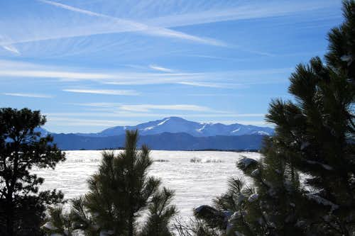 Pikes Peak and the Plans