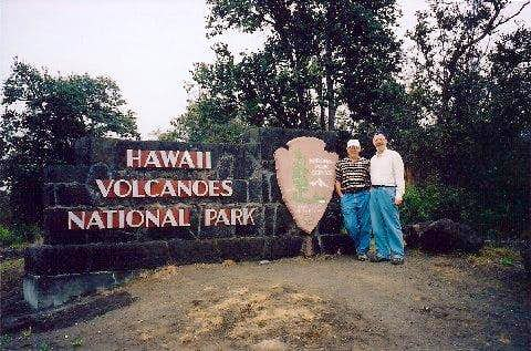 Hawai'i Volcanoes