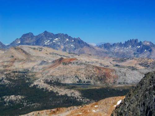 Banner Peak , Mt. Ritter, &...