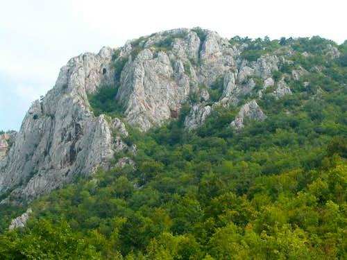 Zadielská Dolina - Szádelői-völgy - Zadiel-valley