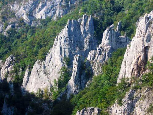 Zadielské Dolina - Szádelői-völgy