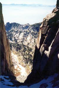 Lone Peak Saddle
