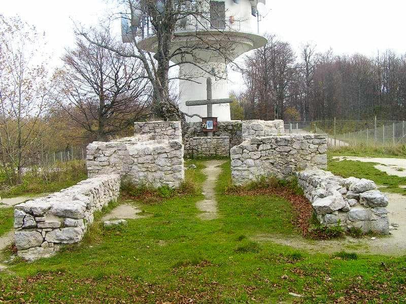 Ruines of sveta Gera