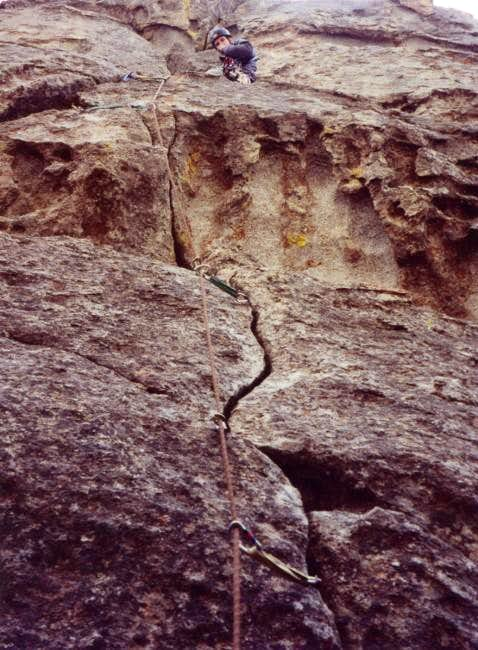 Leading Hough's Crack (5.7)...