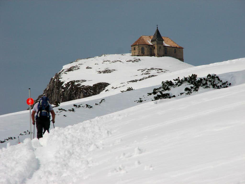 Church on Dobratsch