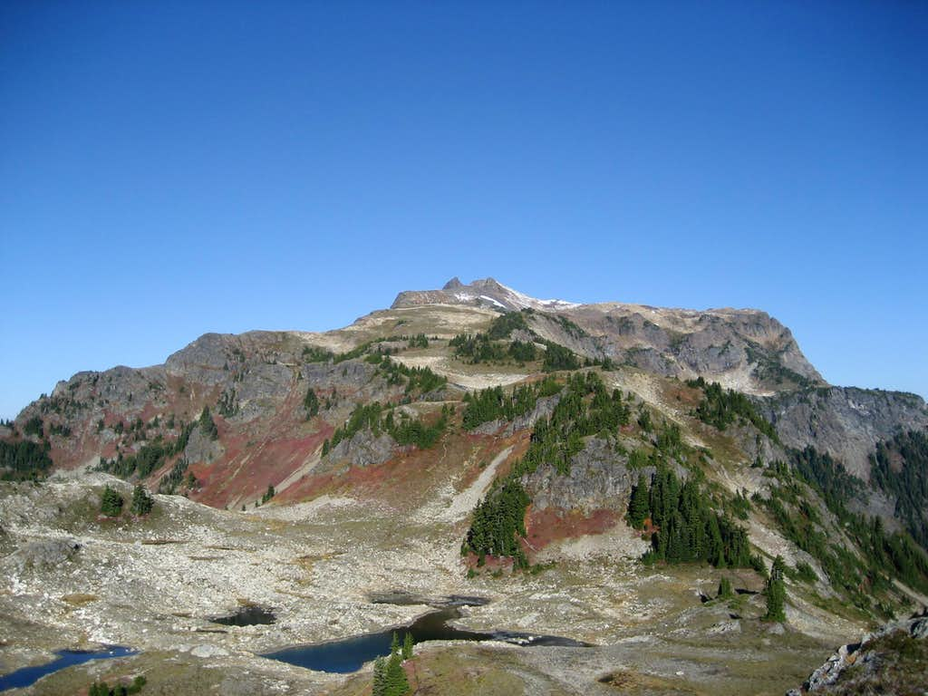 Tomyhoi from Yellow Aster Butte