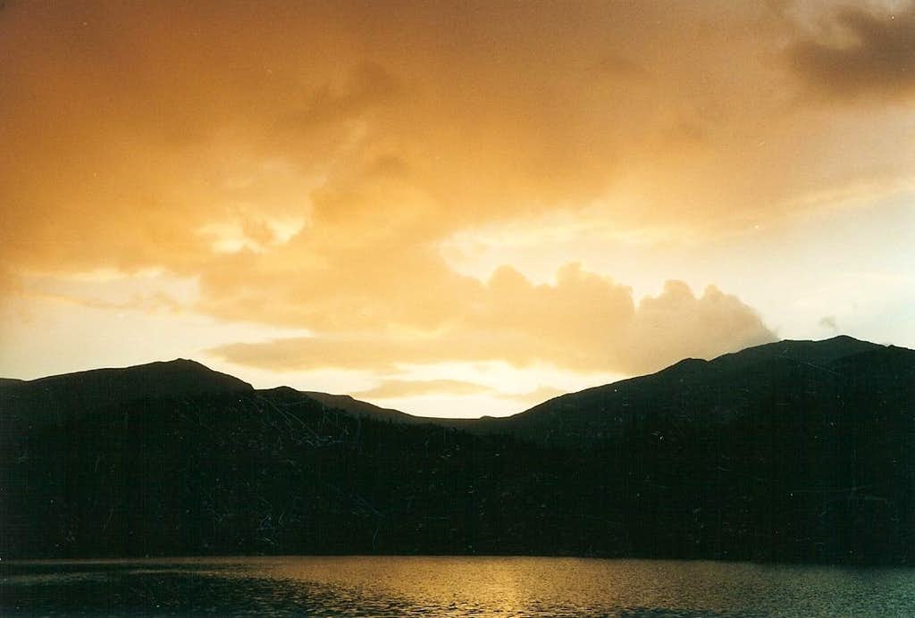 Mirror Lake, Dawn