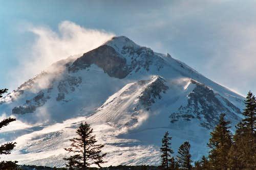 Summit From the Trailhead