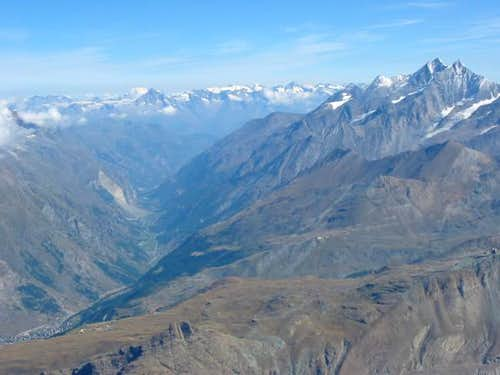 Summitview: Bernese Alps and...