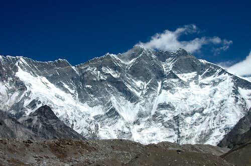 Lhotse wall