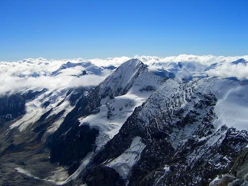 Cevedale - Gran Zebru - Monte Zebru