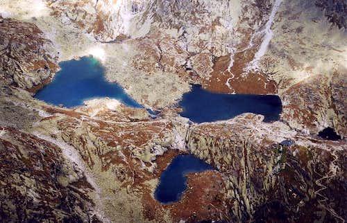 Five Spisske lakes - High Tatras