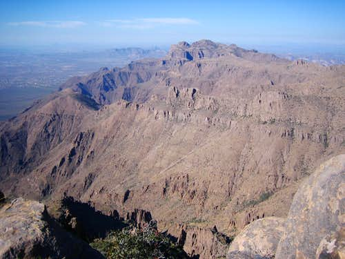 Superstition Peak West