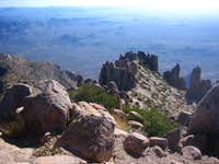 Summit Fins-Superstition Peak