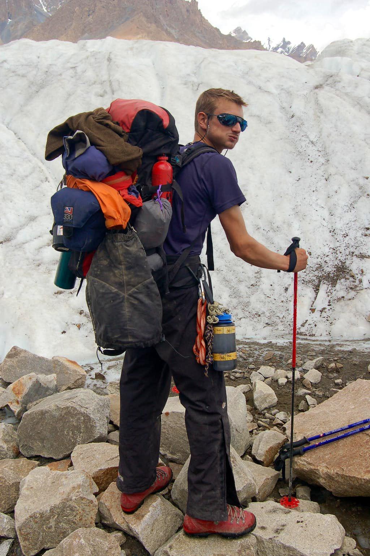 Larger rucksack?