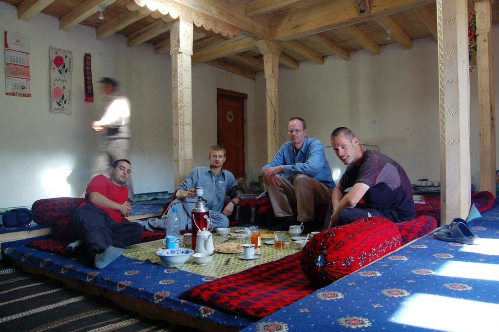 The Sifat Guesthouse, Shimshal