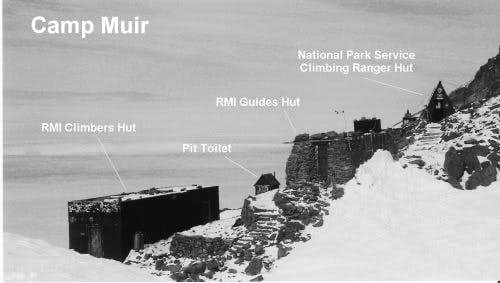 Mt. Rainier - Camp Muir
