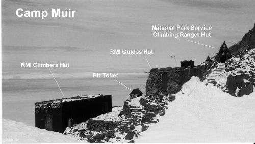 Mt. Rainier - Camp Muir