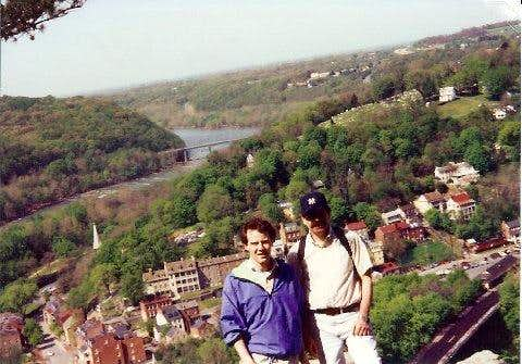 Maryland Heights/Harpers Ferry 1992