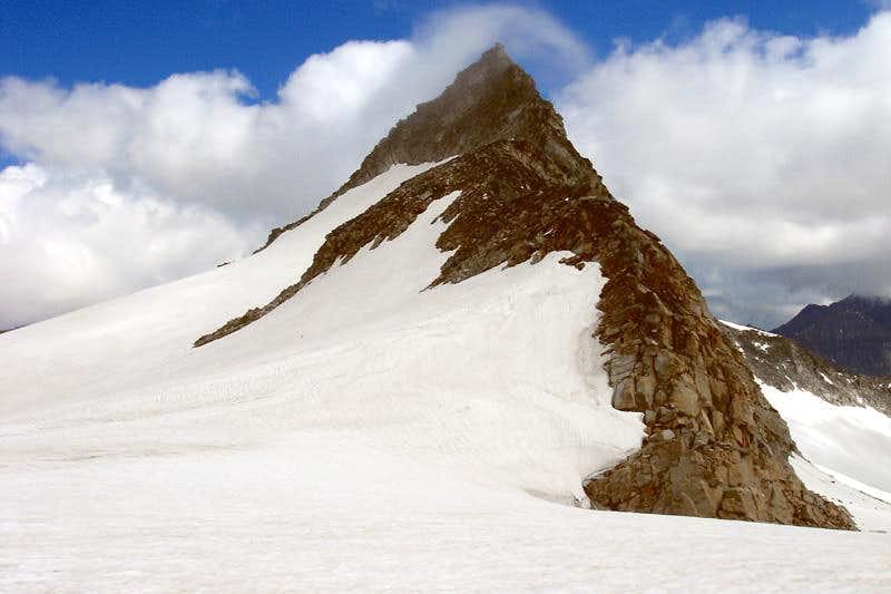 Granatspitze from N