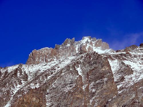 Il versante Sud della Grivola (3969 m)