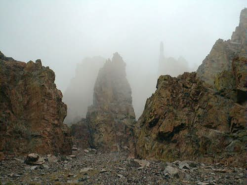 Misty Crags