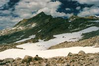 View from Muir Pass