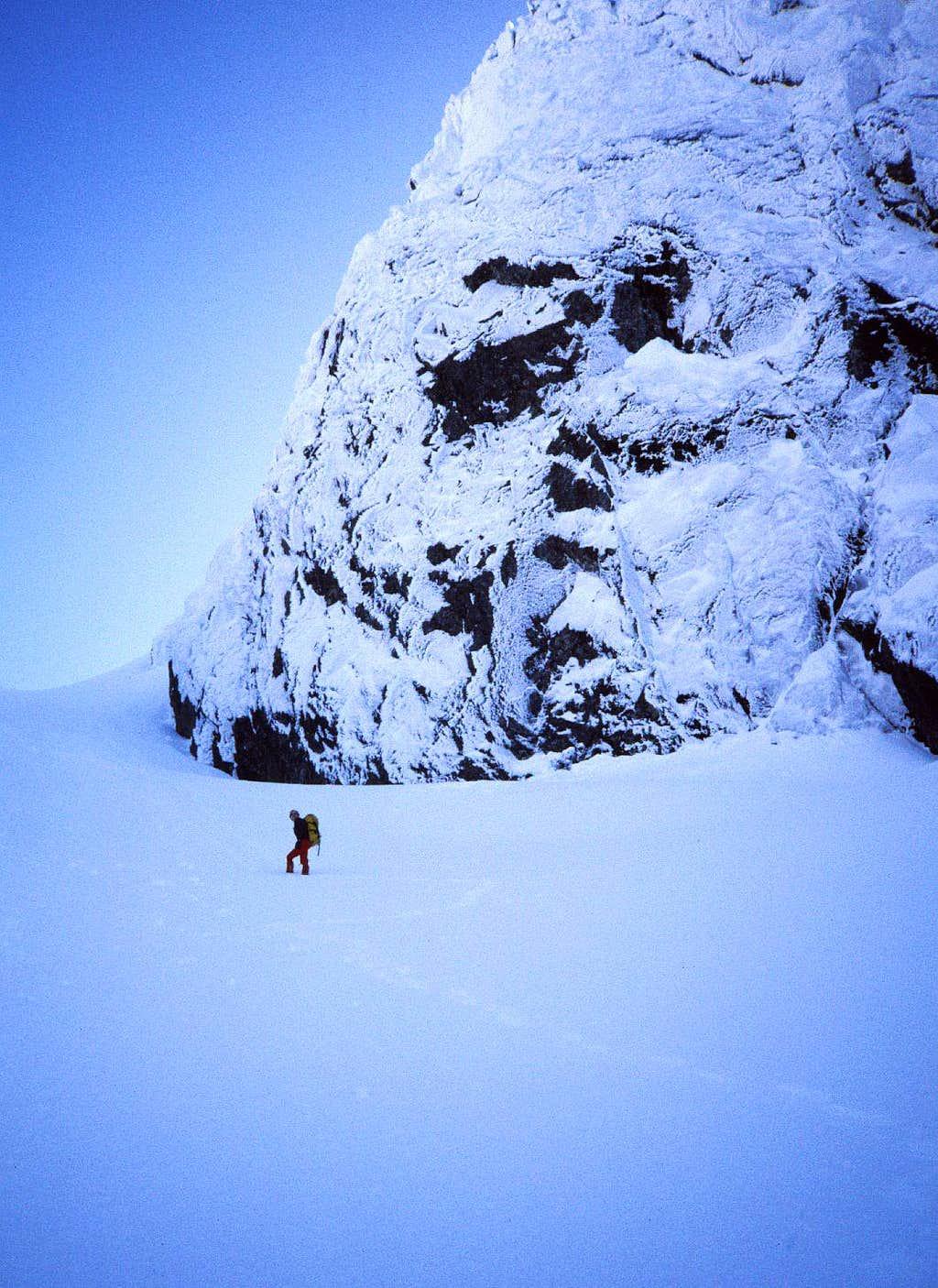 A Winter Ascent