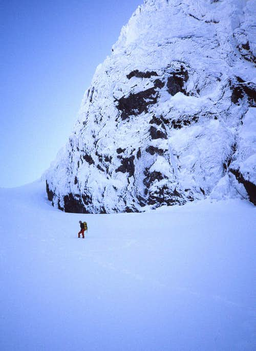 A Winter Ascent