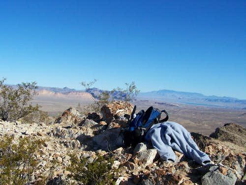 Summit of Northshore Peak