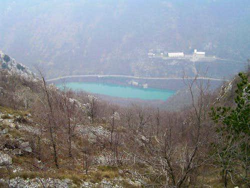 Isonzo valley