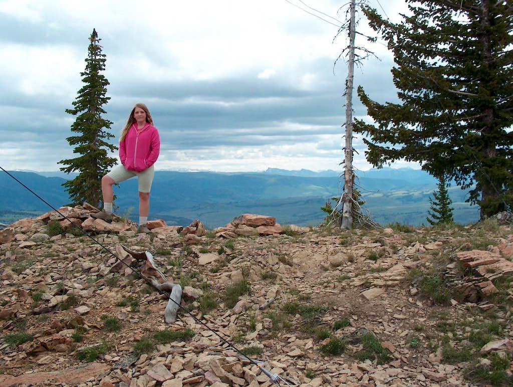 Bunsen Peak Summit