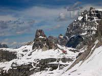 Torre di Toblin & Rif. Locatelli