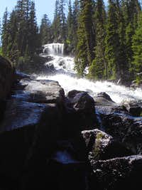 Tunder Falls - Big Timber Canyon