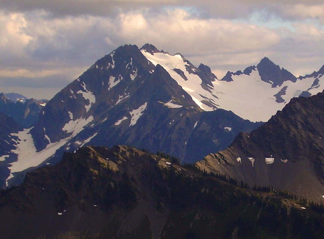 Mount Anderson (East Peak)