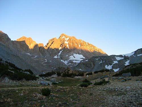 Mt. Agassiz - Morning Light
