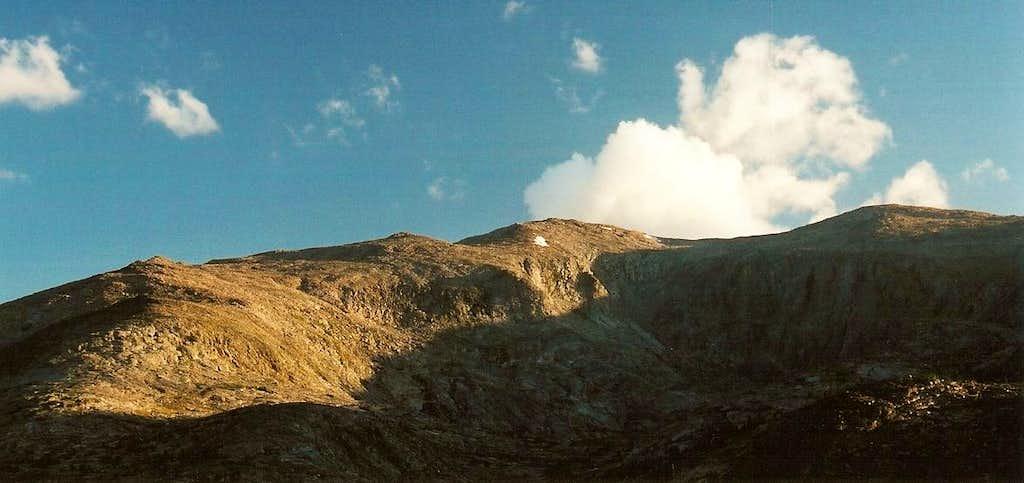 Mather Peaks