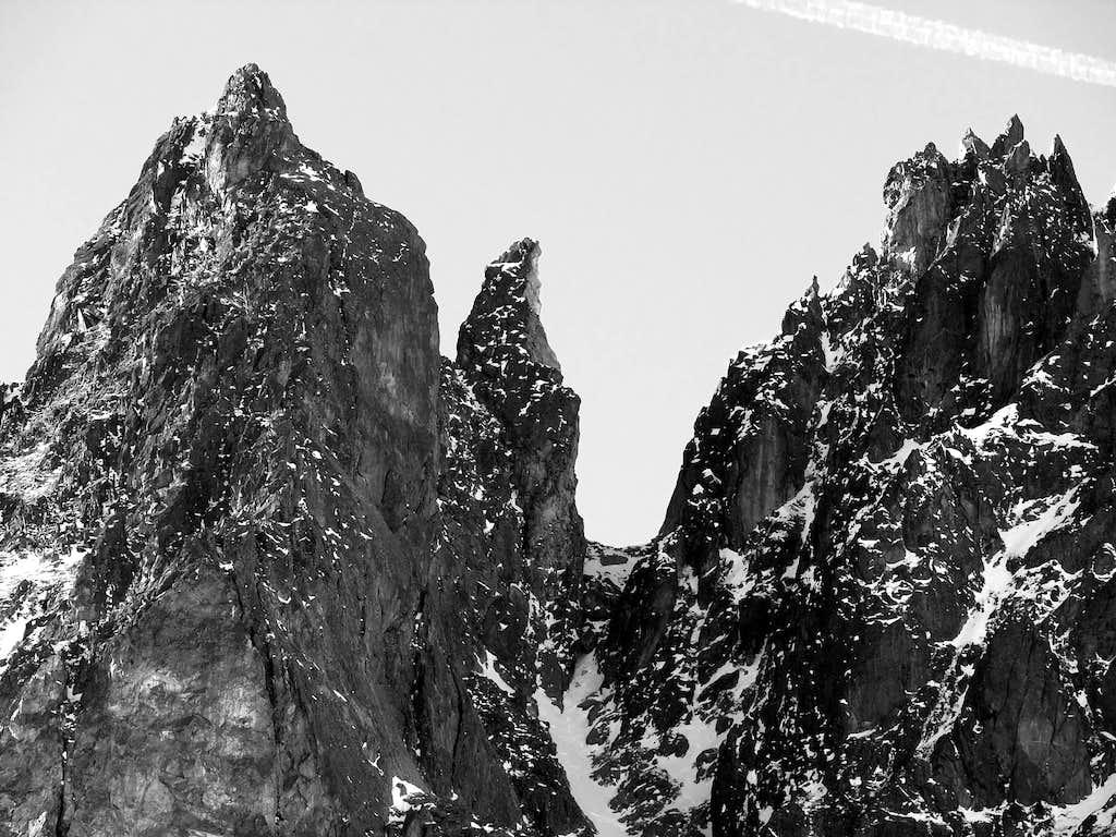 Il Berger dell'Aroletta (2680m)