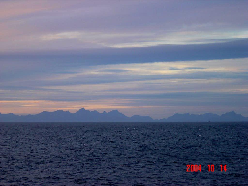 Lofoten Range