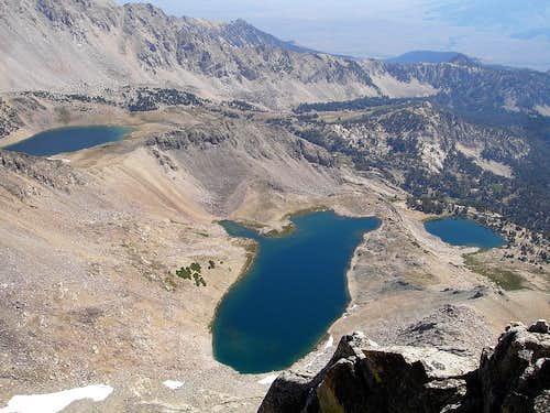 Goat Lake View