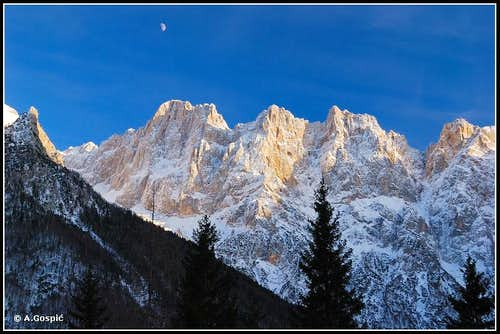 Queen of Julian Alps