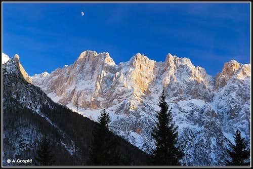 Queen of Julian Alps
