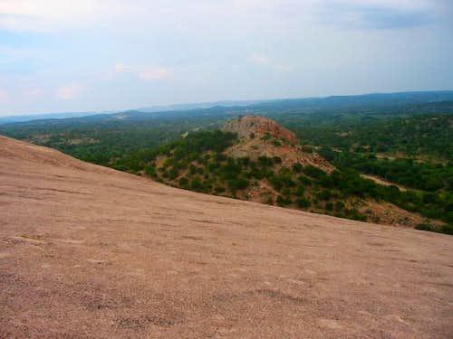 Turkey Peak, as seen from...