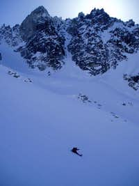 Northeast Buttress Couloir