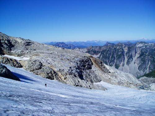 Overcoat Glacier